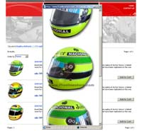 F1 Online Store